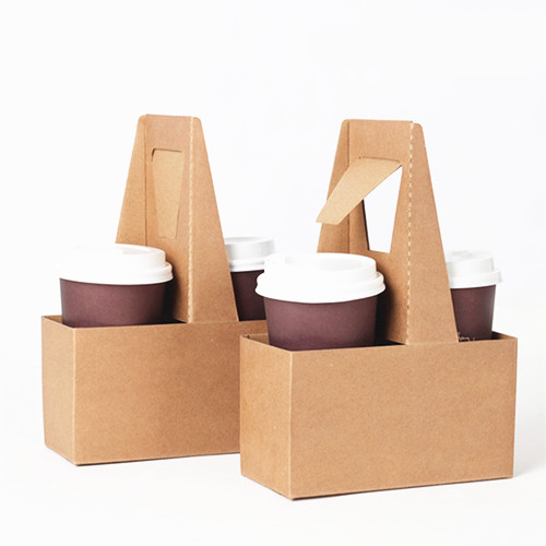 ASSEMBLE 1/2/4 COFFEE CUPS CARRIER