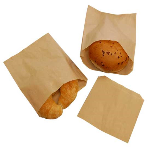 ACCEPT CUSTOM CROISSANT PAPER BAGS 165*215 MM