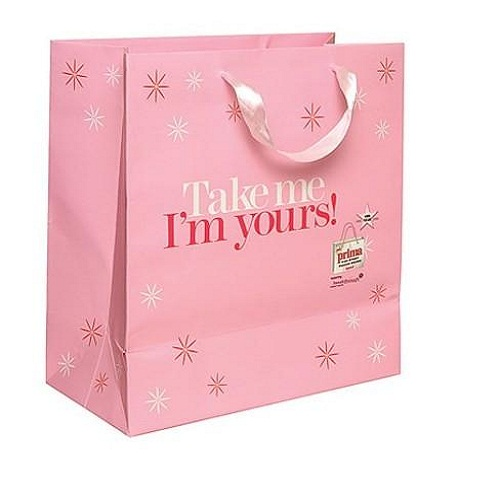 WEDDING/ PARTY FAVOR PAPER GIFT BAGS