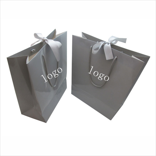 LUXURY LADY UNDERWEARS TOTE BAGS WITH RIBBON TIE